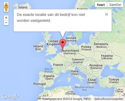Google maps › Tophoveniers